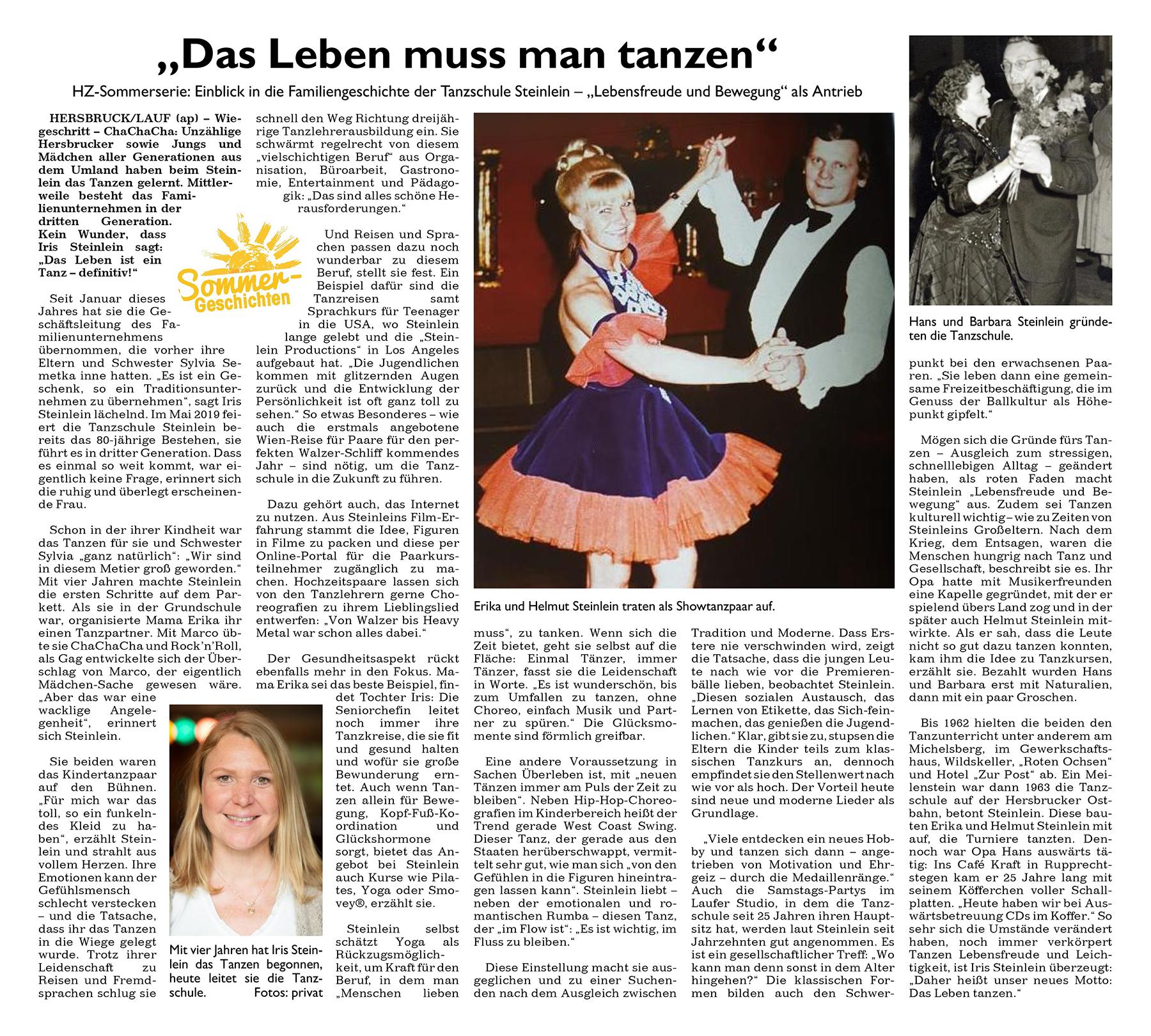 Steinlein-Zeitungsartikel-2018